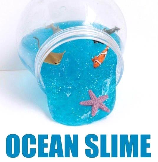 океан слайм