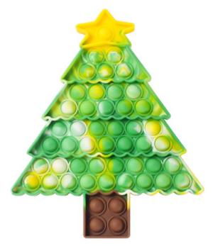 поп ит POP IT дерево