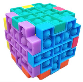 поп ит POP IT кубик